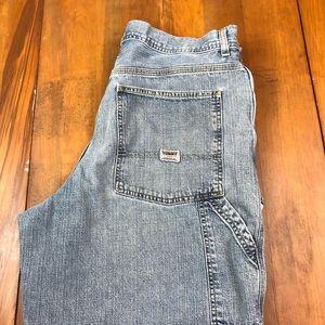 Vintage Tommy Jeans Carpenter Denim Jeans